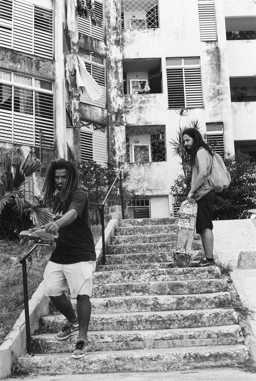 Yojany & Eby, Havana 2015