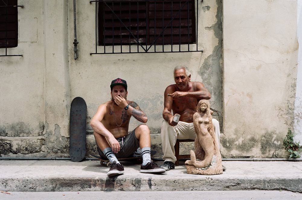 Tito & The Prophet, Havana 2015