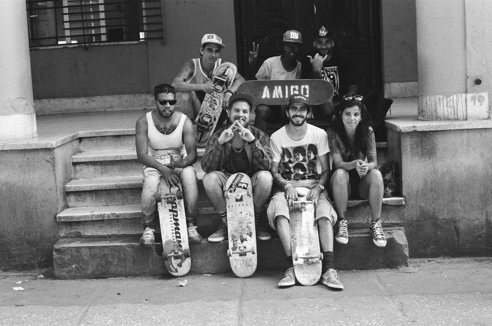 Familia, Havana 2015