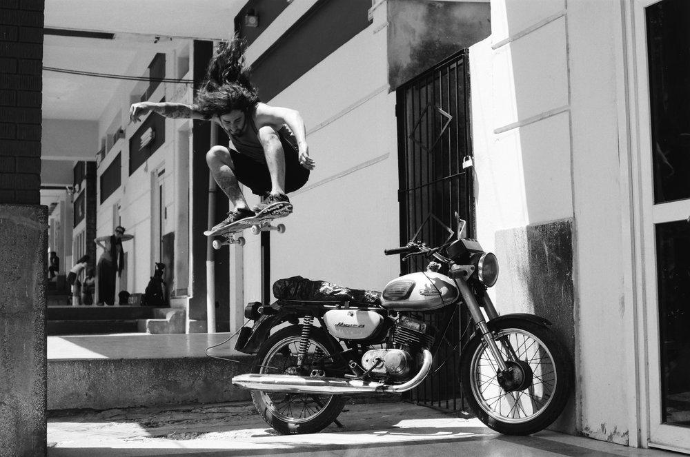 Eby, Havana 2015
