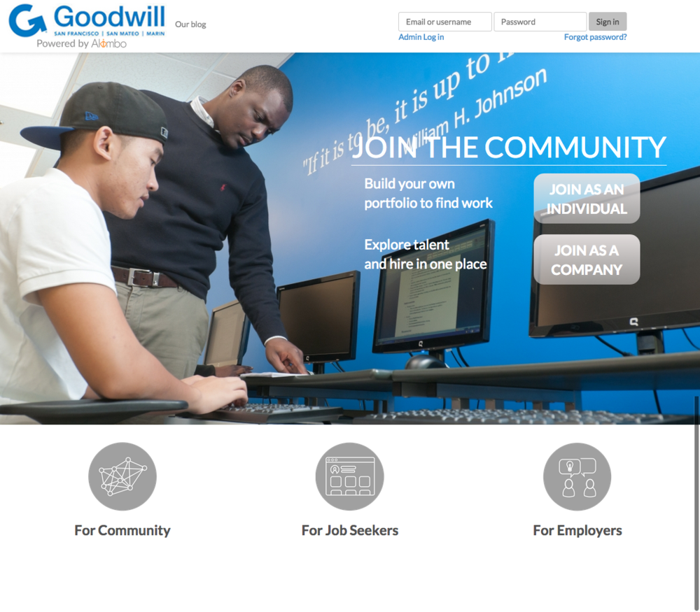 Akimbo Goodwill Community
