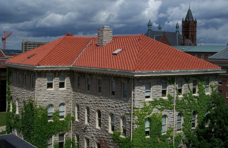 STEELE HALL ROOF