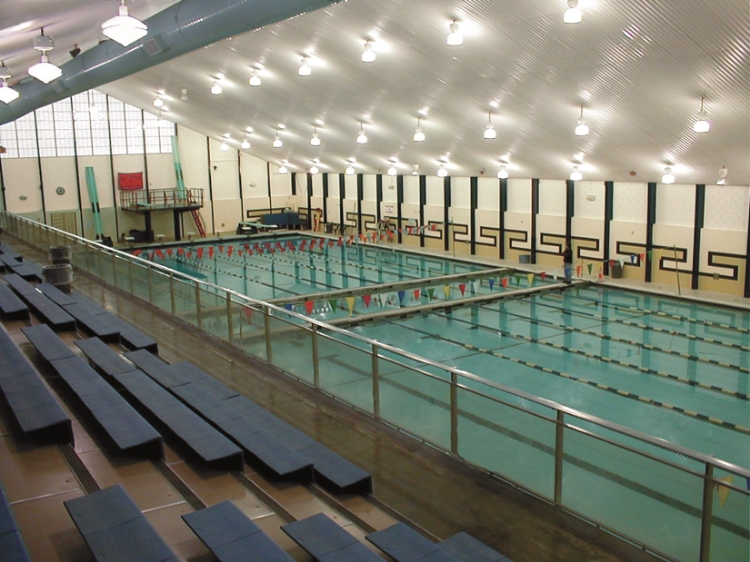 NOTTINGHAM HIGH SCHOOL NATATORIUM