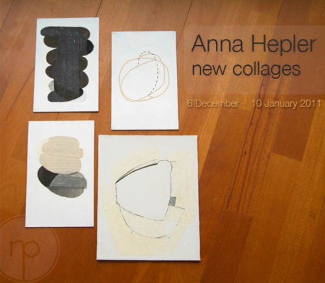 New Collages  Anna Hepler