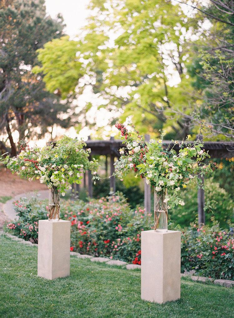 Monet Garden Wedding Inspiration // The Gardens at Heather Farm ...