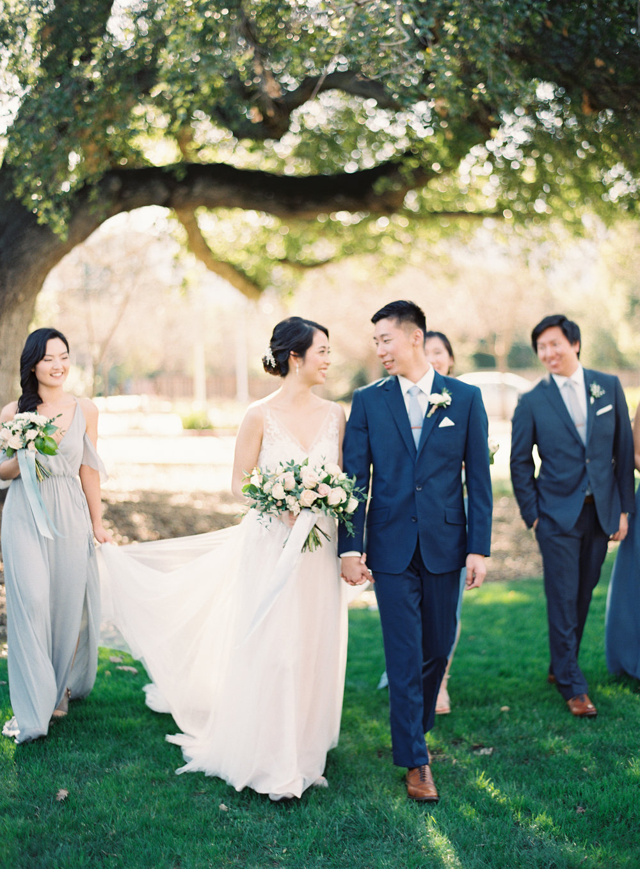 Amanda & Nathan // Los Altos Wedding