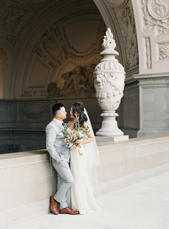 Sophie & Ricky // San Francisco City Hall