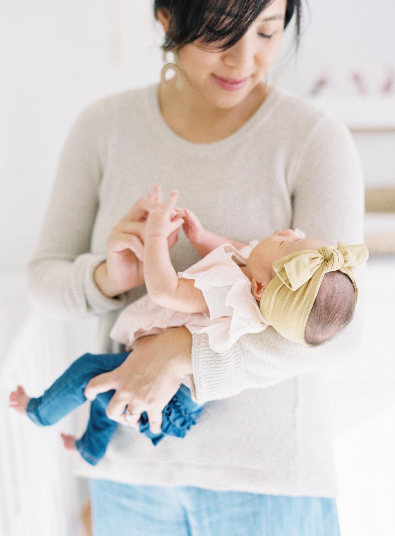 BABY NORAH // NEWBORN -
