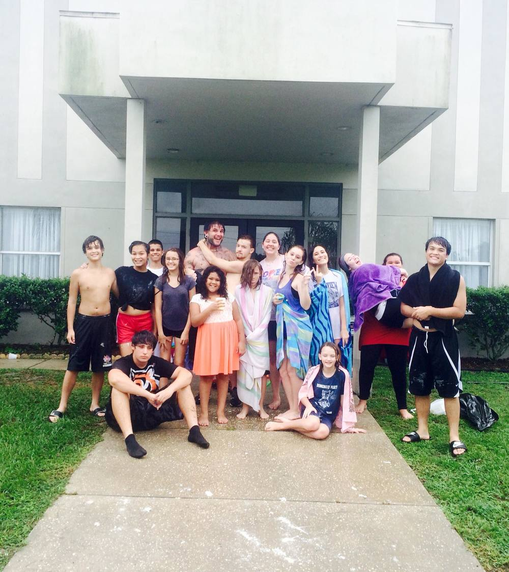 Summer 2015 Messy Games