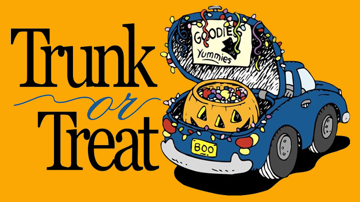 Click here for examples of Trunk or Treat ideas!
