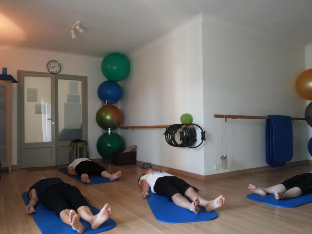 Enseignement de yoga groupe privé à Seilh prés d'Andromède Blagnac et Beauzelle.