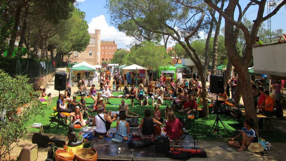 Conférence de yoga à Barcelone B.Y.Cen Espagne.
