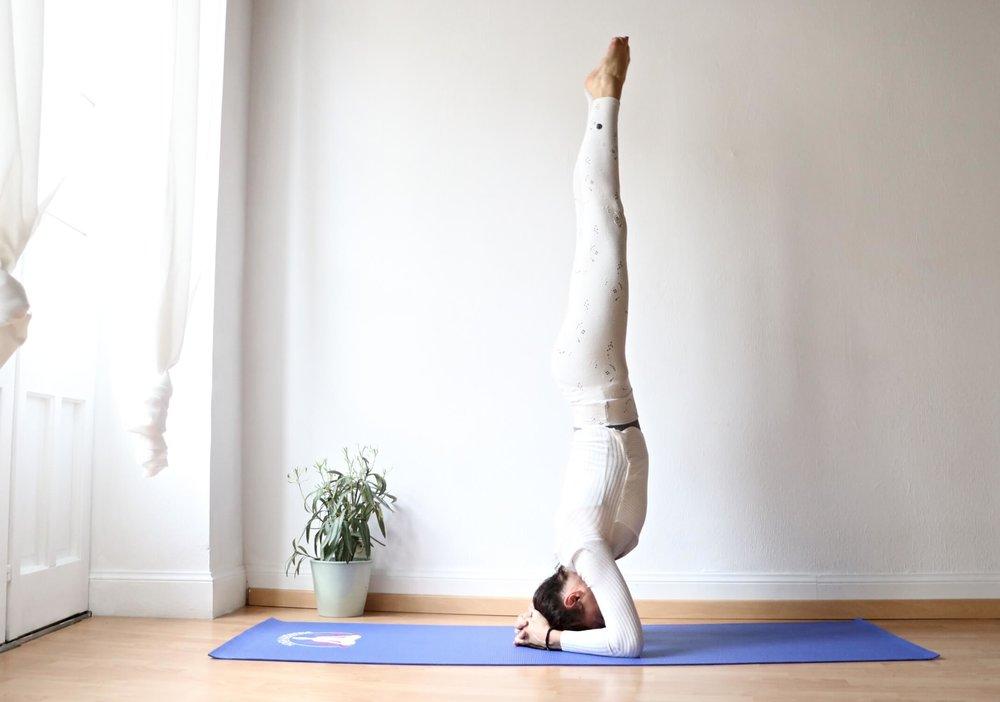 Postures de Yoga — Yoga Ludivine 4142c0b8716