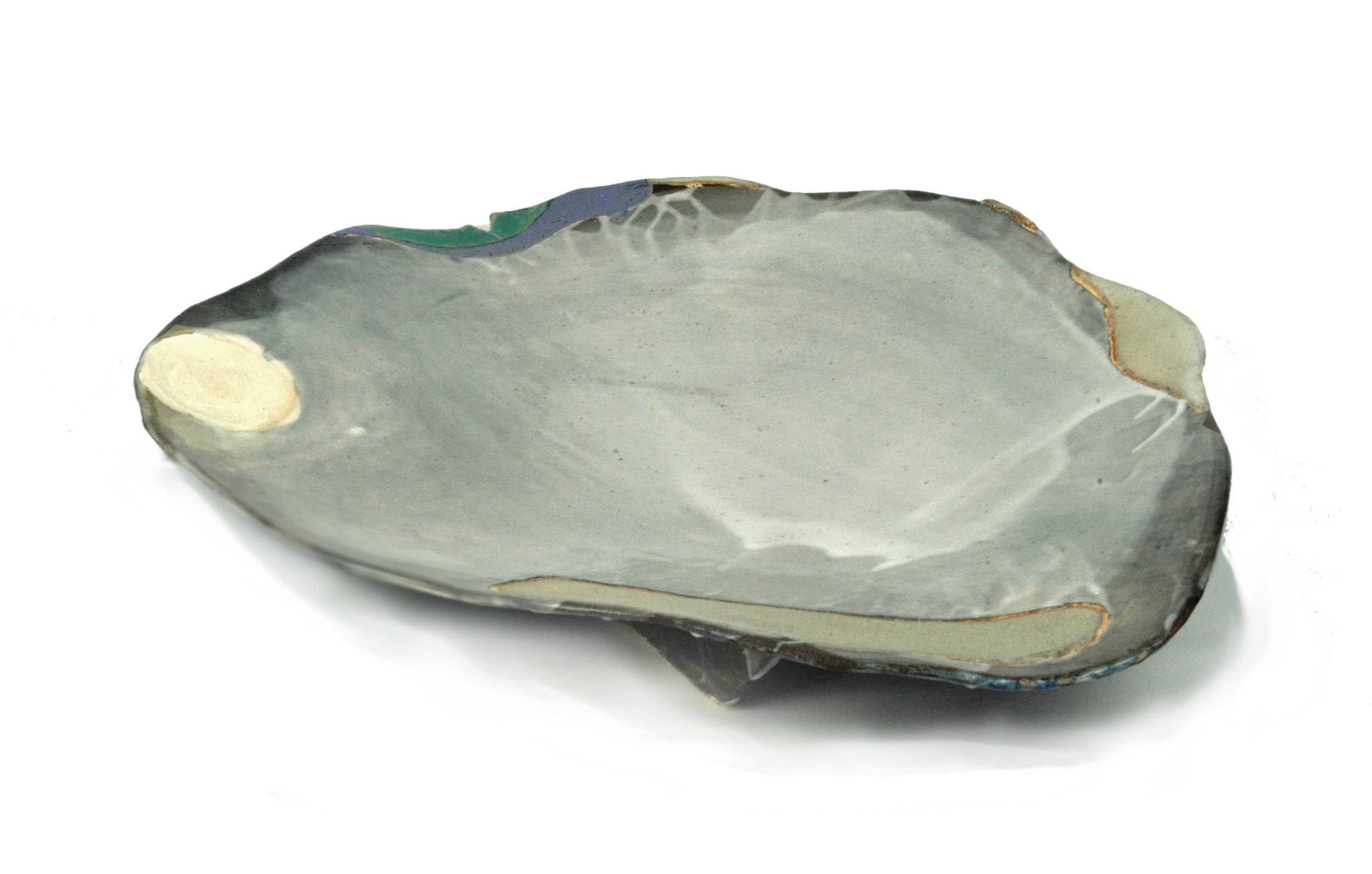 large leaf Gray platter 2.jpg
