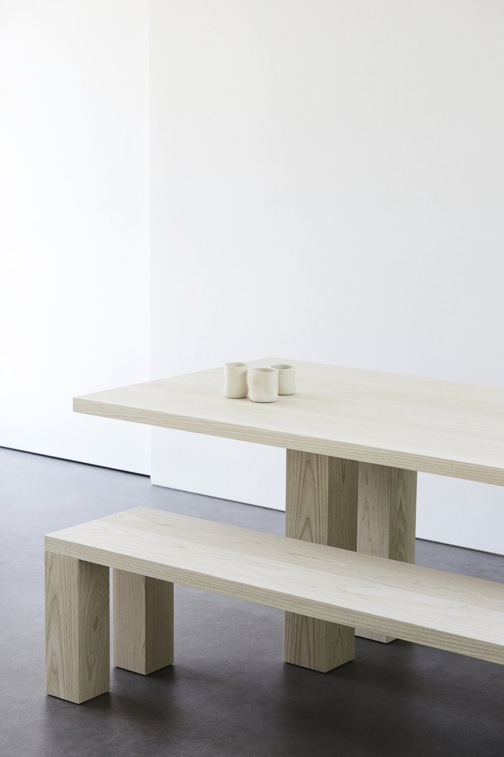 Pure Minimalist - Furniture Collection, 2018+more