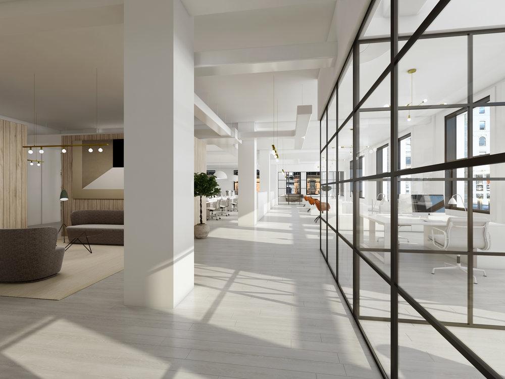 CC Offices - Soho, NY+more