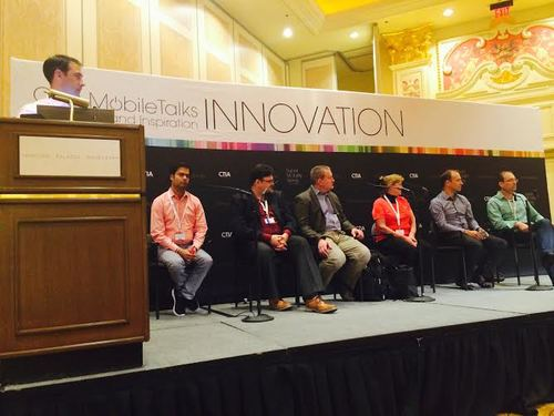 API Bootcamp panel during CTIA's Mobile Talk