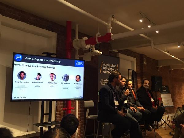 Power Up Your App Business Strategy Panel