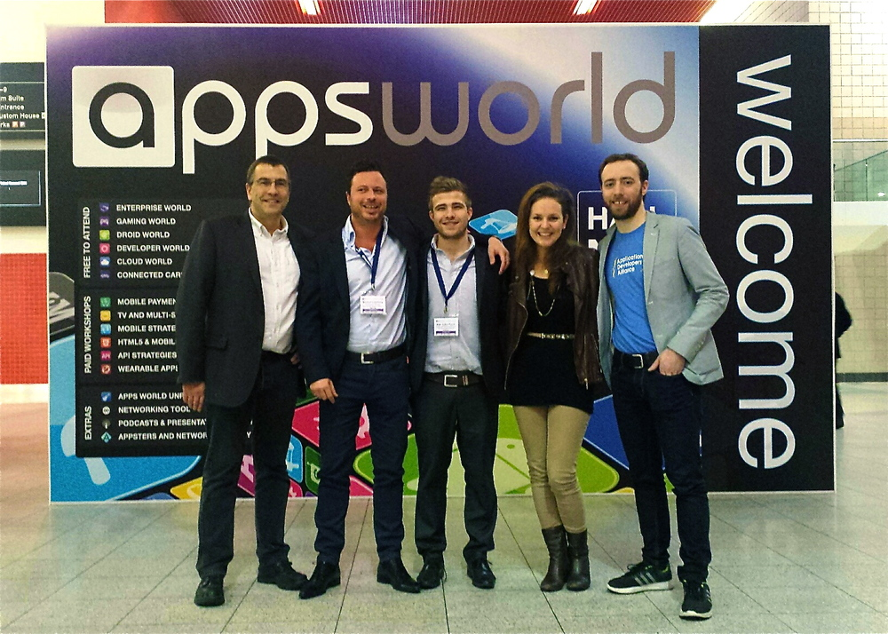 The Apps Alliance European team!