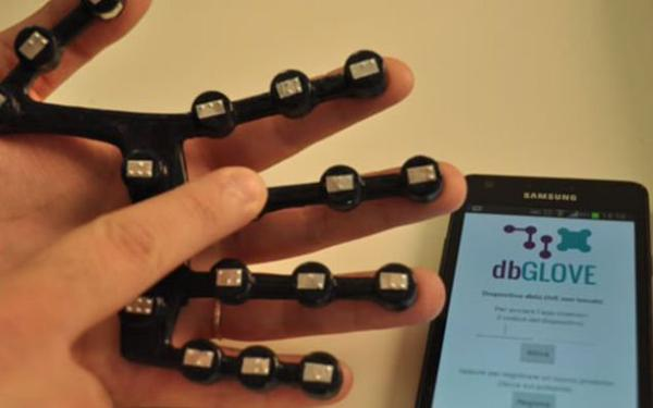 An example of dbGLOVE's technology