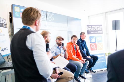 Anders Lykkeof Priori Data,Hannes Michelkeof KissMyAds,Thomas Sommerof AppLift,Mohamed Ben Hibaof Smaato, &Sven Ossenbruggenof Xyrality