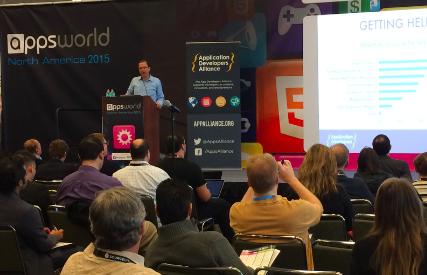 Jon Potter, Apps Alliance President,Keynote Presentation