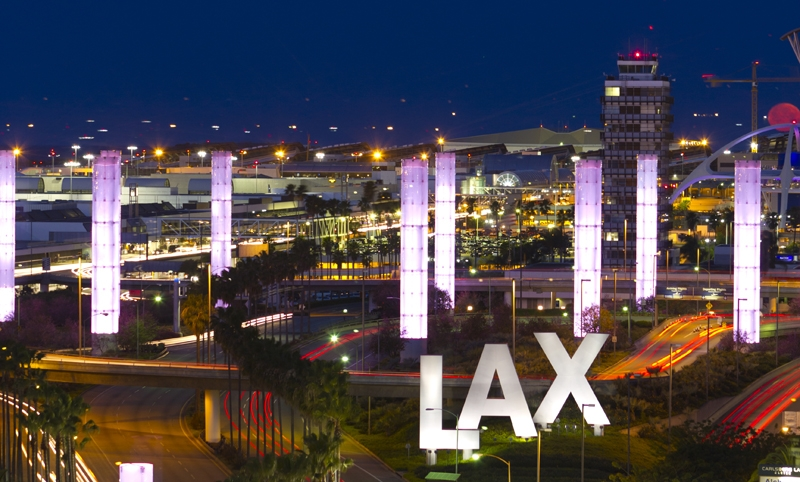 Los Angeles, California airport