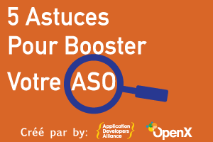 5 TIPS TO BOOST ASO 🇫🇷    VIEW BEST PRACTICE GUIDE   ➔