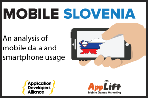 MOBILE USAGE IN SLOVANIA    VIEW INFOGRAPHIC   ➔