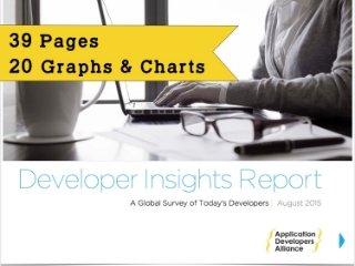 Developer insights report