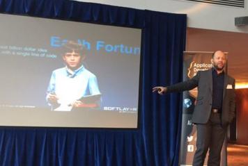 Lars-Olof Allerhead ,CTO,IBM MobileFirst in Europe