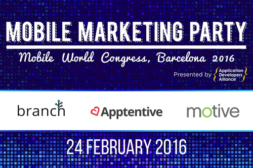mobile marketing party