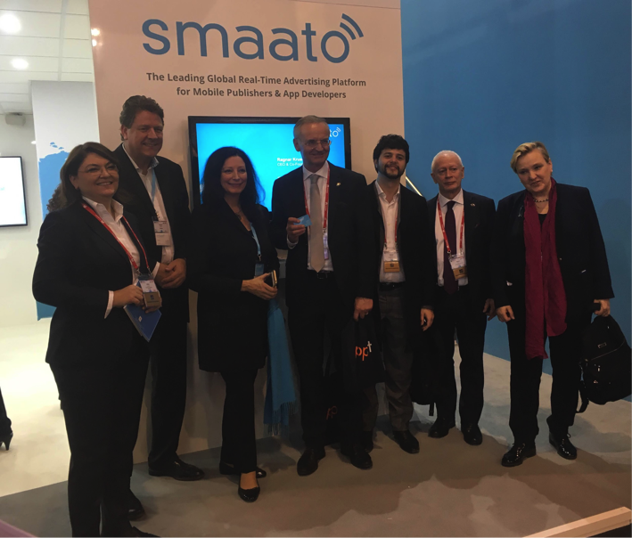 EU policy makers meet Alliance Member Smaato