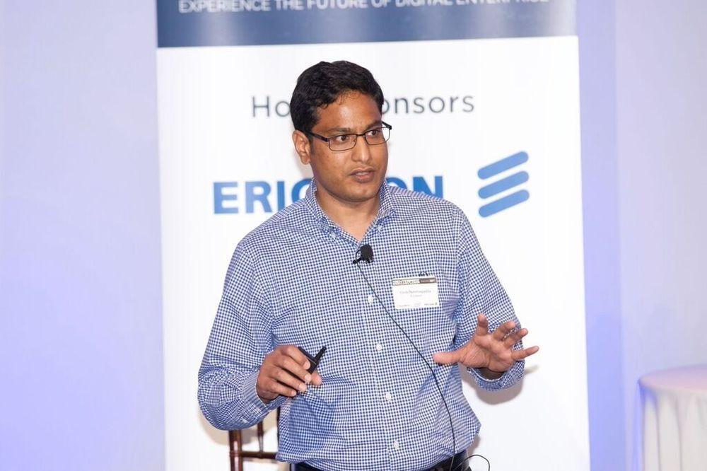 Chitti Nimmagadda,Ericsson
