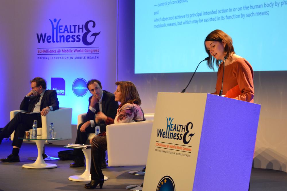 Céline Deswarte  Source: ECHAlliance