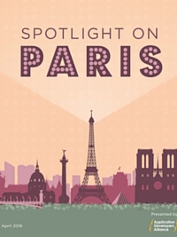 The  Paris Spotlight  report surveyed 450 Parisian technologists to better understand the state of Paris on the global tech scene and it's future impact. The report reveals the hot spots for innovation, how they get things done, and why the Paris tech community is on the rise.