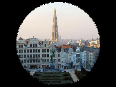 Brussels Rue d'Arlon 25 1050 Ixelles, Belgium