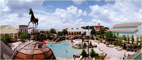 Disneys Saratoga Springs Resort And Spa Orlando Fl