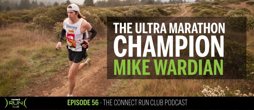 mike wardian ultra marathon