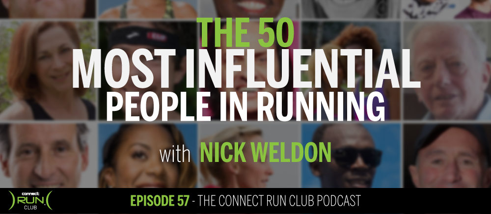 most influential people in running runners world