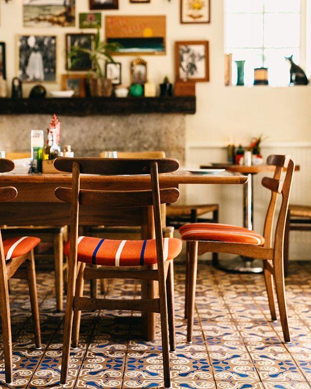 Sweetest little dining area