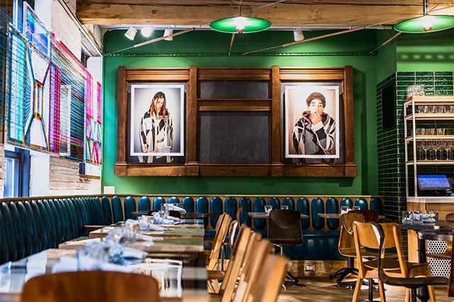 Recently photographed the stunning @drakecommissary for @thedrakehotel ✨