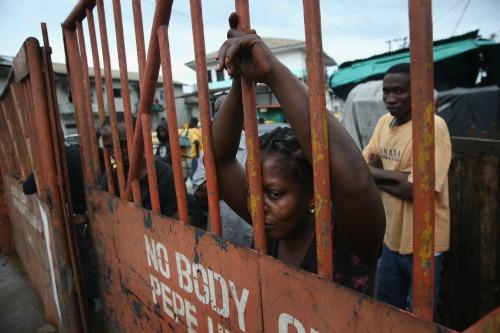 Liberia Ebola Quarantine 2014