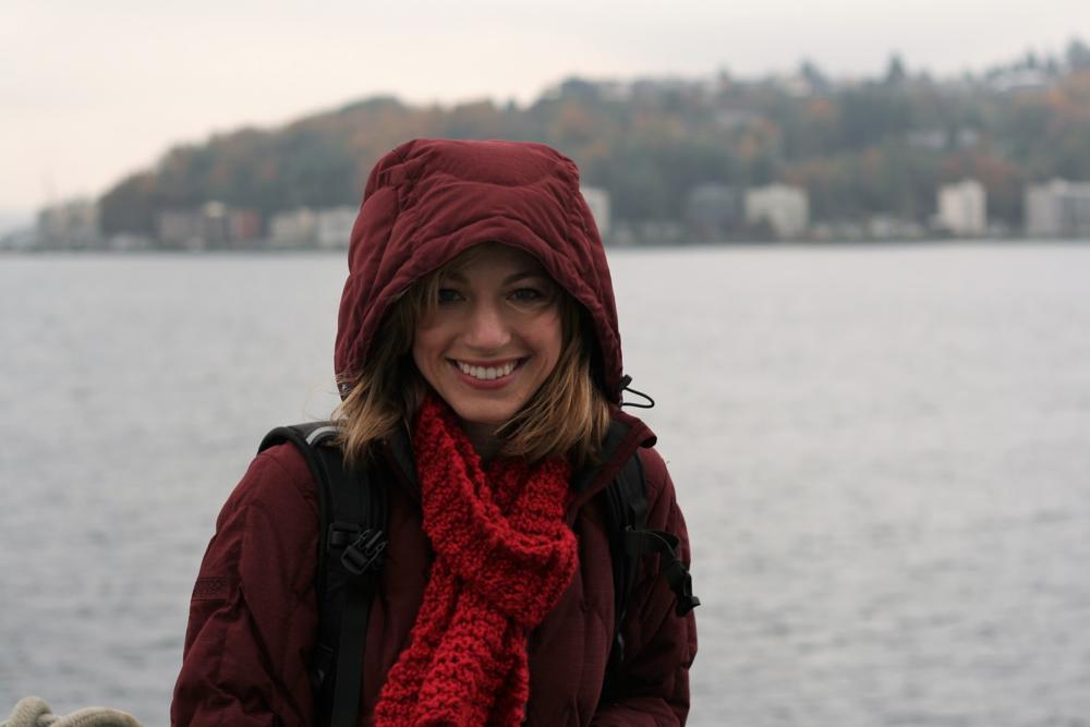 @elizabeth_blanton - 5 Rounds w/a Local: Elizabeth Blanton. Our local Seattle curator.