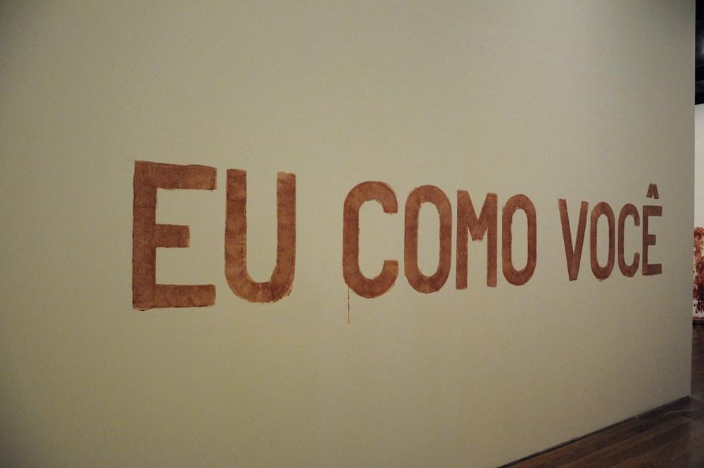 Exposição Eu como Você - Grupo EmpreZa em Museu de Arte do Rio