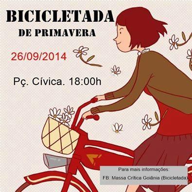 Bicicletada de Primavera