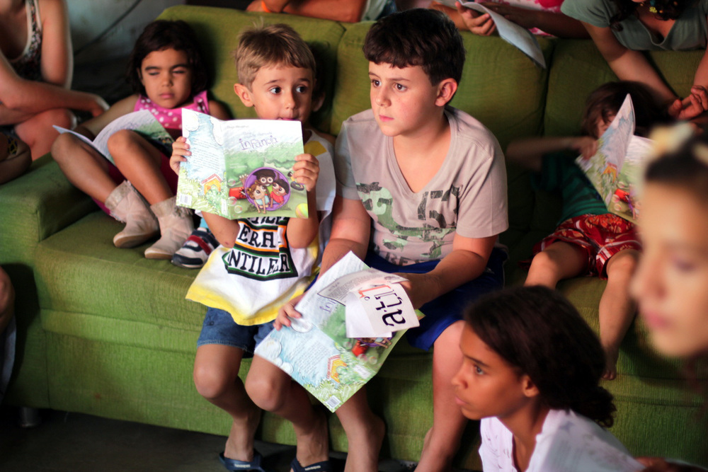 Foto: Calimério Júnior no Lançamento do Livro em Taguatinga