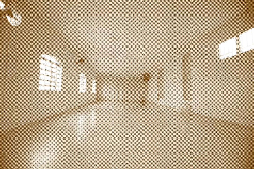 Sala de dança da casacorpo.