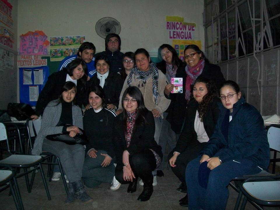 Grupo Juveniles