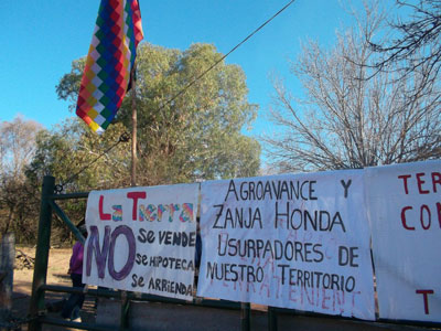 Foto: cortesía de Nación Diaguita.